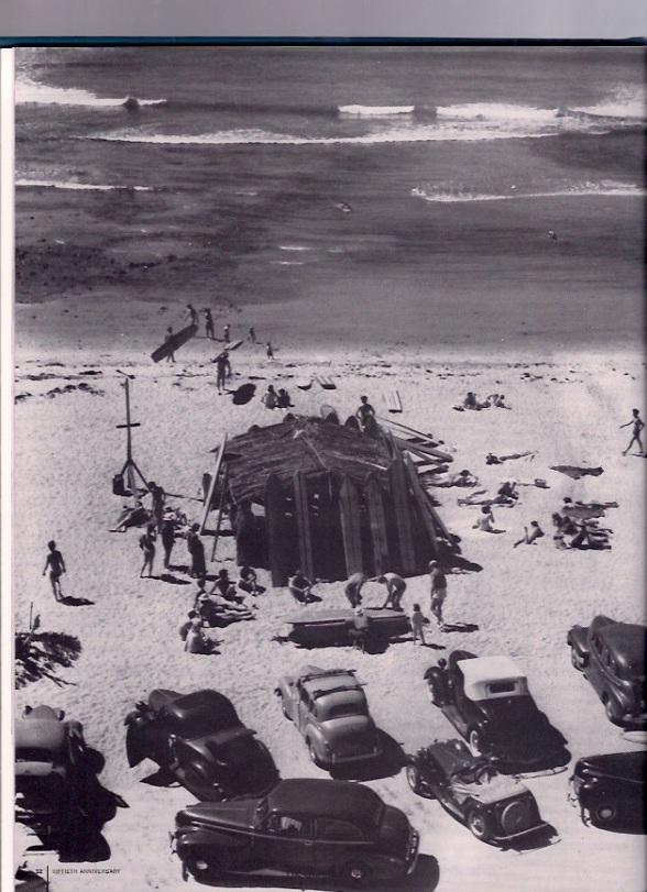 The shack at Old Mans - circa 1949