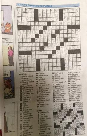 kCrossword_puzzle