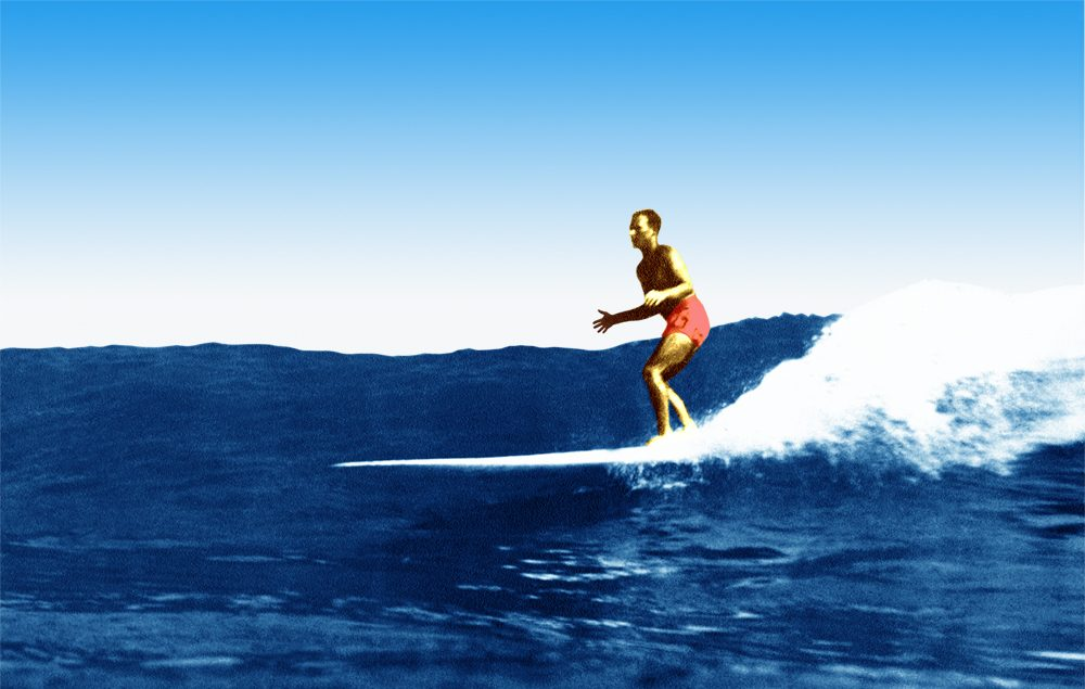 surfing for balance in Silicon Valley